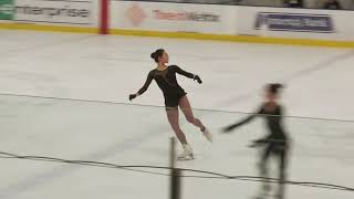 Mirai Nagasu Hits Triple Axel, No. 1 - 2018 US Nationals, Ladies