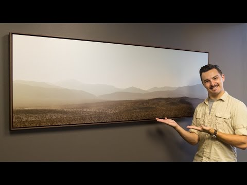 Making a Fine Art Photography Print: Anza-Borrego Desert
