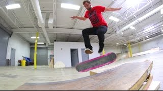 INVENTED A NEW SKATE TRICK!?