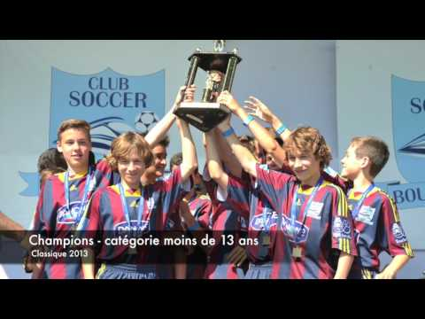 Soccer Boucherville - OBNL