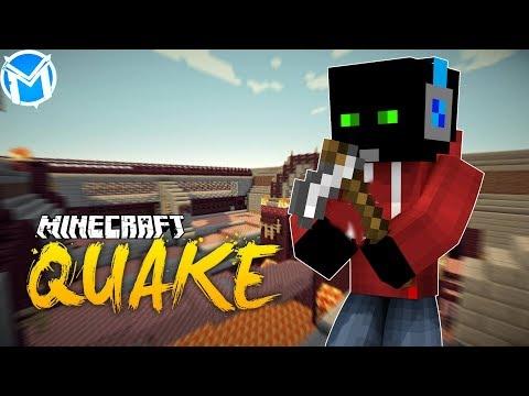 Střílečka v Minecraftu!   Quake Craft [MarweX]