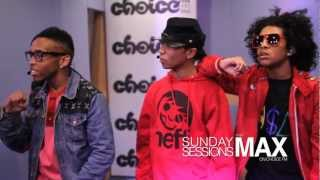 MINDLESS BEHAVIOUR LIVE PERFORMANCE MAX