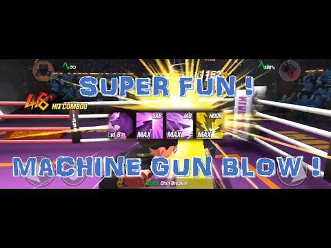 Boxing Star: Fun Skill Set !