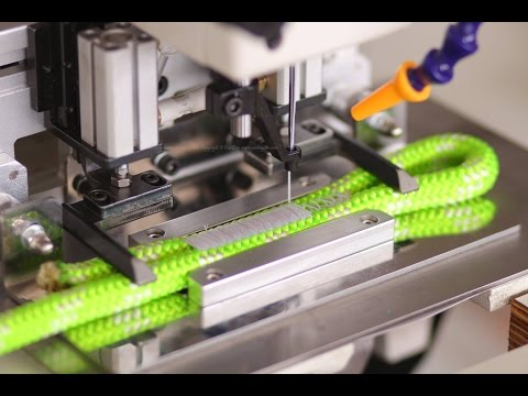 HighTex 71008R The Best Automatic Climbing Rope Sewing Machine