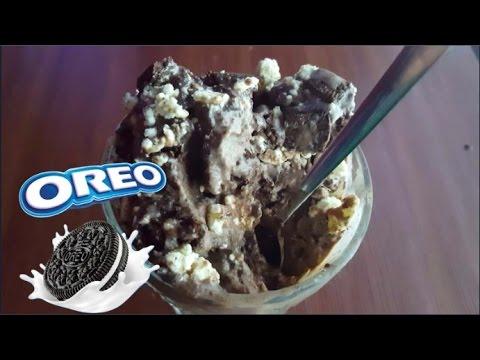 Мороженое из OREO! 3...
