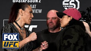 Cris Cyborg vs. Amanda Nunes | UFC 232 PRESS CONFERENCE
