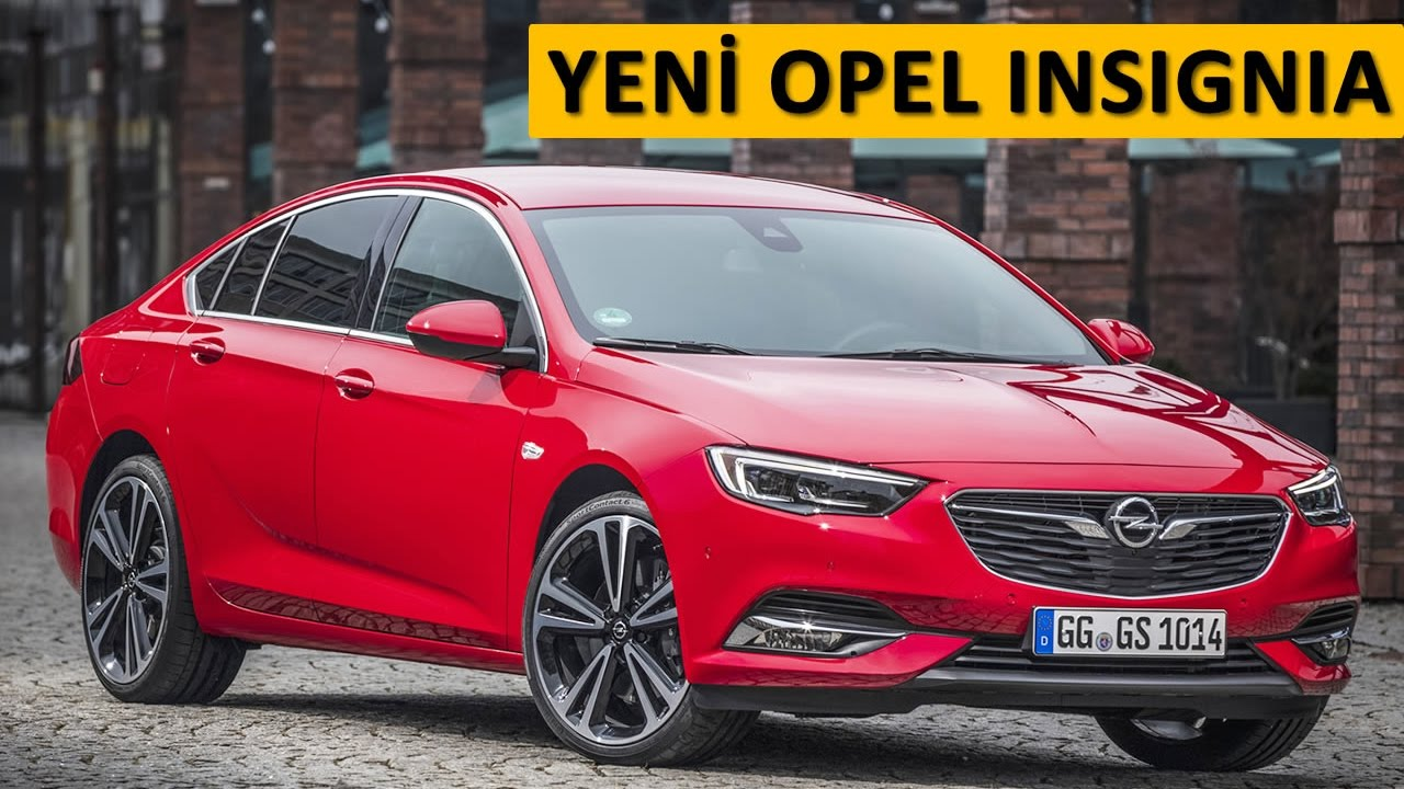 yeni opel insignia 2017 test s r yorum inceleme. Black Bedroom Furniture Sets. Home Design Ideas