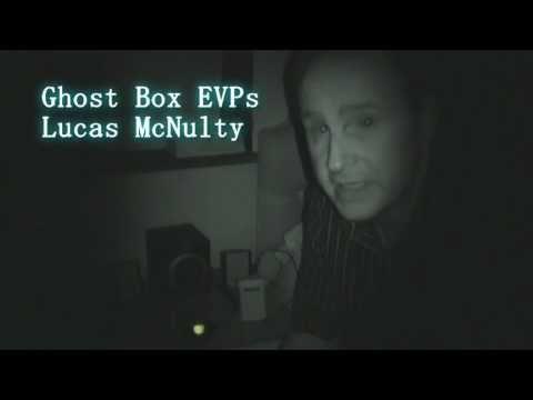 Ghost Box EVP: Lucas McNulty