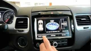 Volkswagen Touareg 2012 Videos