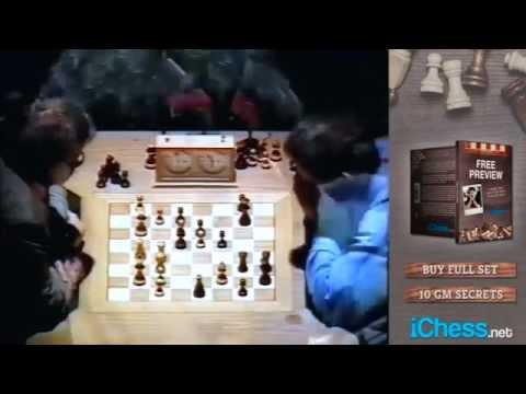 Epic Blitz 💣 Chess: Topalov Toppled by Speelman's Sacrifices!