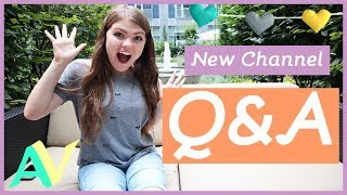 NEW CHANNEL! Q&A and Get To Know Me! / Aud Vlogs