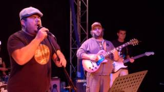 PAVONI AND FRIENDS ROCKIN THE BLUES @ ARMAZEN 13 LISBON  16.10.2015