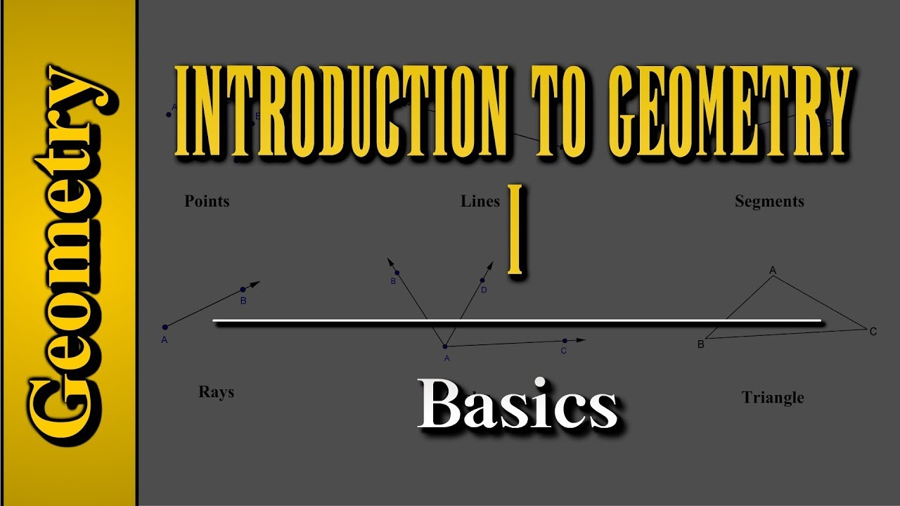 medium resolution of Geometry: Introduction to Geometry (Level 1 of 7)   Basics - YouTube