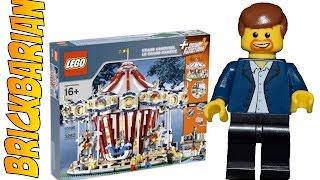 Lego Investing 101 Grand Carousel Set 10196
