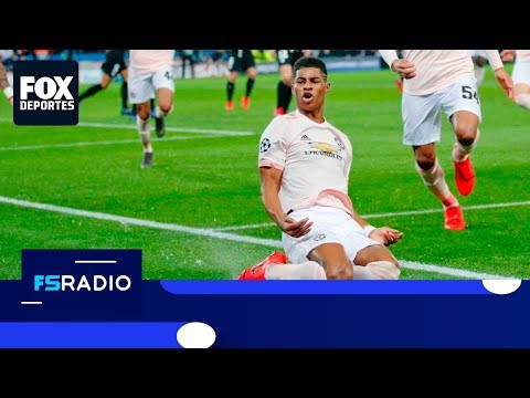 FOX Sports Radio: Manchester United da el campanazo