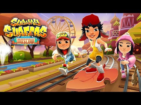 Subway Surfers ( Online Game ) Unblocked | Kiloo com