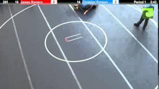 285 James Romero vs. Christian Ponson