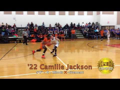 LBI Film Session: '22 Camille Jackson