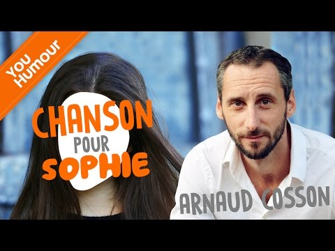 ARNAUD COSSON - Chanson pour Sophie