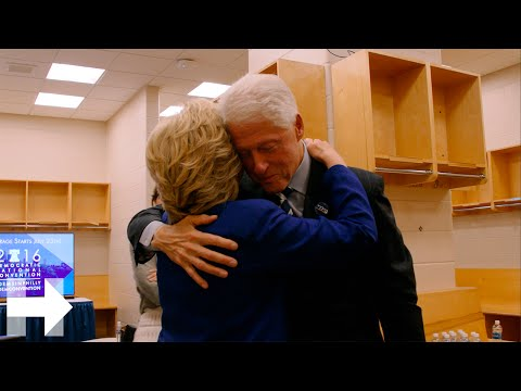 Behind the scenes look backstage at the Democratic Convention in Philadelphia | Hillary Clinton