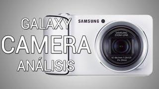 [Análisis] Samsung Galaxy Camera (en español)