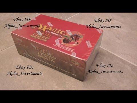 ENGLISH Portal 3 Kingdoms - P3K - Booster Box