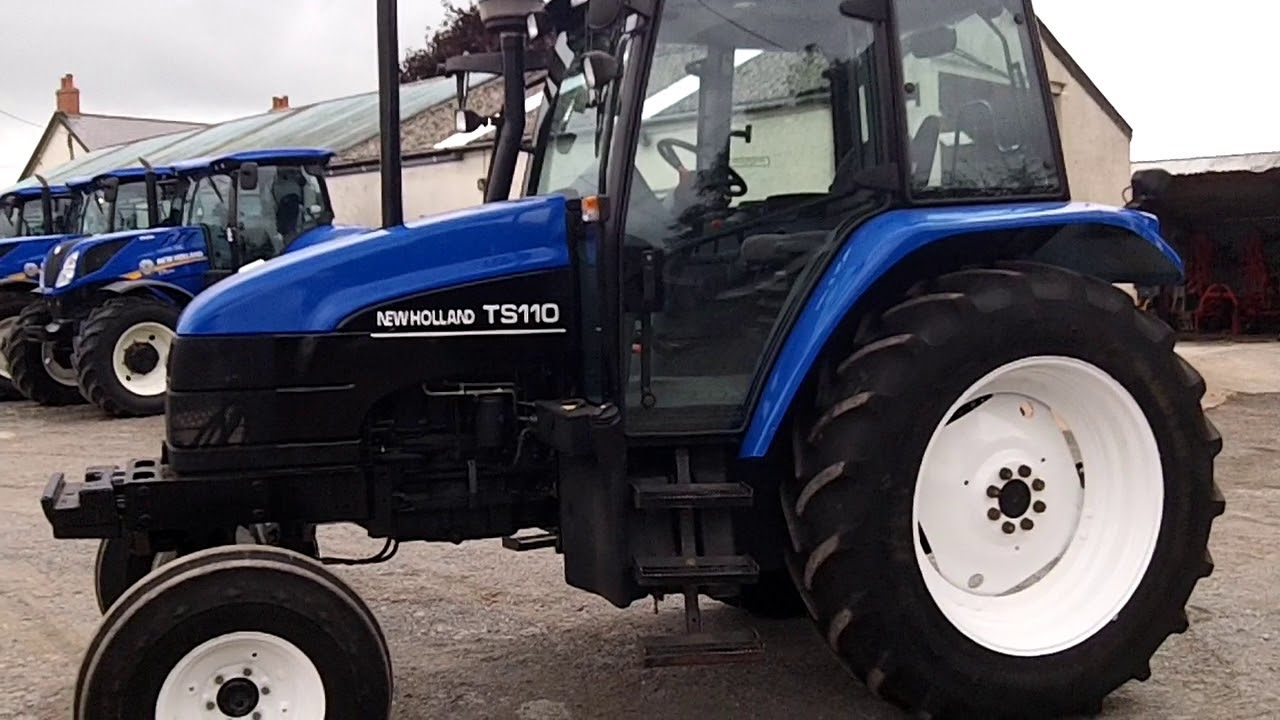New Holland TS110 SLE 2WD