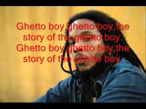 Stephen Marley-Ghetto boy Lyrics (ft. Bounty Killer & Mad Cobra)