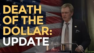 End Of USA Dominance - Death Of The Dollar Update - Mike Maloney