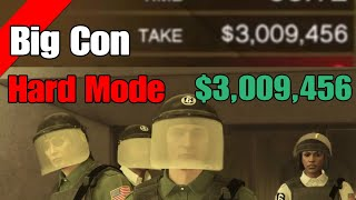 Gta Online Diamond Casino Heist $3,009,456 The Big Con (Gruppe Sechs) Hard Mode