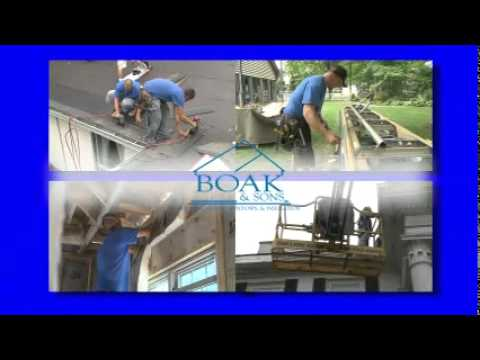 Boak Sons Commercial 2017 Roofing Insulation Siding And Gutters