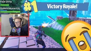 We Didn't Mean to Win... (Fortnite Battle Royale)