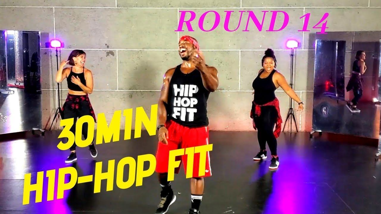 30min Hip-Hop Fit Dance Workout Round 14 +Bonus 8min | Mike Peele
