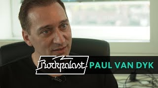 Paul van Dyk | BACKSTAGE | Rockpalast | 2017