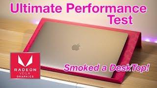 MacBook Pro 15 Vega 20 Performance Review v XPS 15 v Razer Blade v 560X Benchmarks Thermals