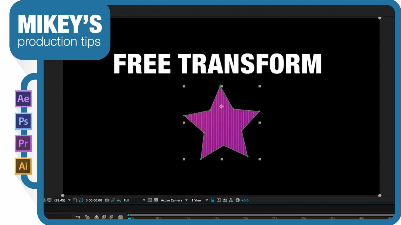 photoshop 2019 free transform