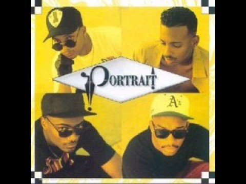 Portrait - Here we go again