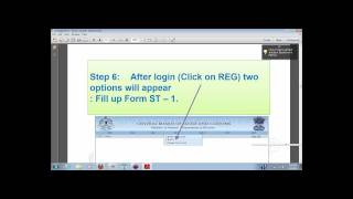2012 05 09 17 33 Service Tax Online Certification Course May 2012 Batch 1 part 6