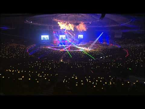 [Eng sub] Big Bang Concert: Big Show 2010 - Hallelujah [4/19]