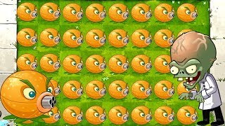 Plants vs Zombies 2 MEGA CITRON Challenge in All World - PVZ 2 Walkthrough Gameplay