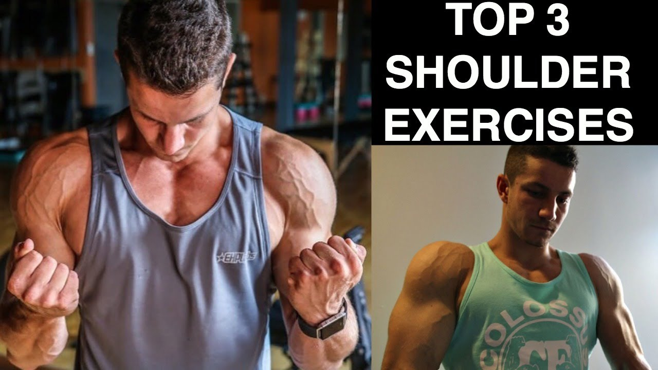 3 moves to build boulder shoulders 3 moves to build boulder shoulders new photo