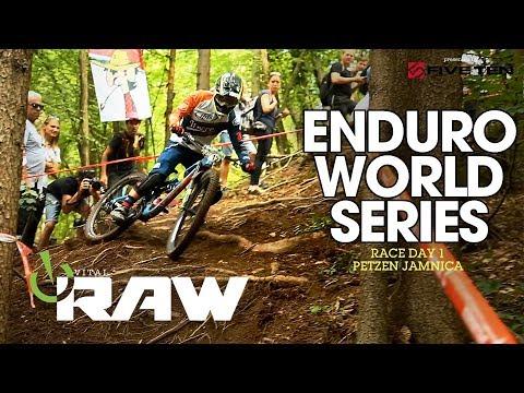 Vital RAW - ENDURO WORLD SERIES, Petzen Race Day 1 of 2