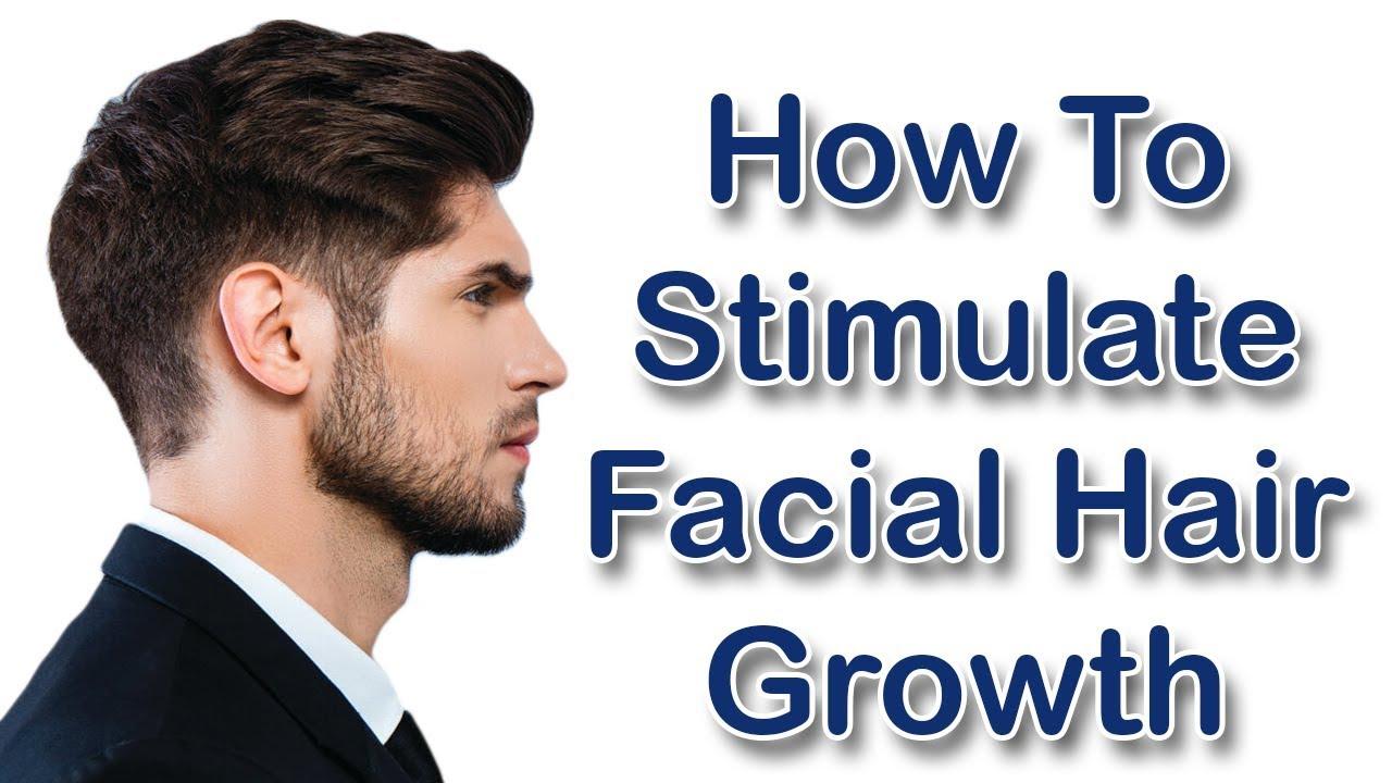 facial What growth stimulates hair