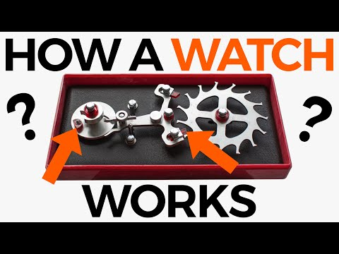 How A Watch Works | 101