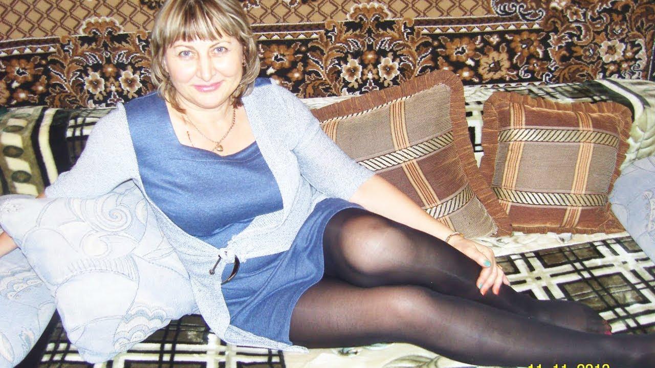 Older Women In Stockings