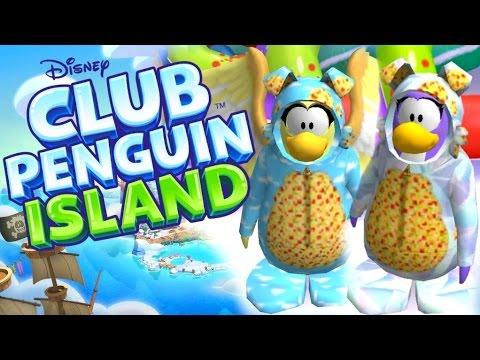 Club Penguin Island : MT. BLIZZARD ~ Sqaishey