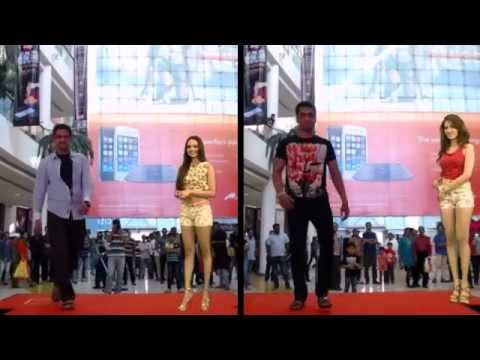 Augmented Reality - Future Group Shopping Festival