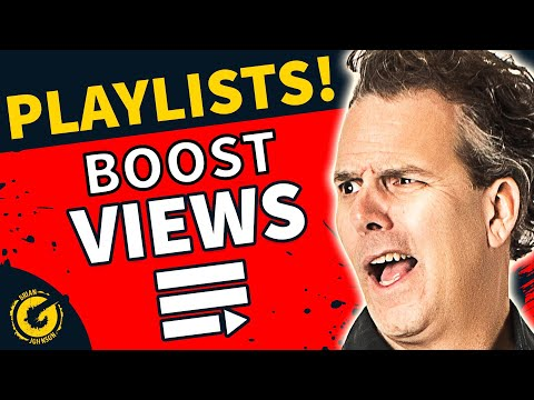 YouTube Playlist Tips to BOOST Views