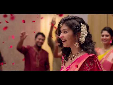 KALYAN SILKS SUPER FEATHER LIGHT BRIDAL COLLECTION TVC