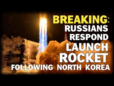 Thumbnail: BREAKING: RUSSIANS RESPOND, LAUNCH ROCKET FOLLOWING NORTH KOREA